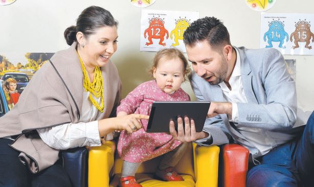 Your Childcare Options There At A Mouse Click - The Advertiser, 18th November 2014